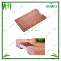 original-designed customized square bamboo quality cutting board