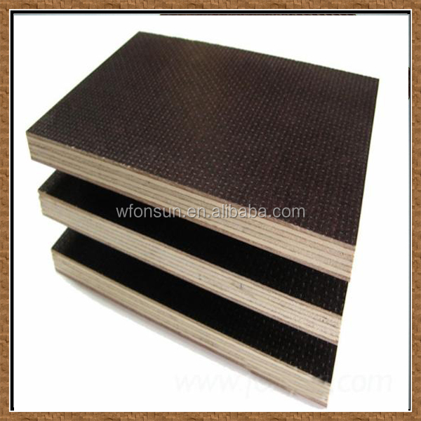 Pp Faced Plywood ~ Low price best quality pp plastic film faced plywood for