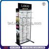 TSD-M050 retail sore custom metal display rack/hanging product metal display shelf/floor standing metal display stand