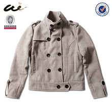 News type women clothing Ladies' short style jackets real women fighting tearing clothes big women clothes in az