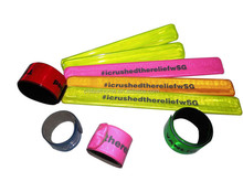 Cool Specialized Colorful automatic roll reflective band