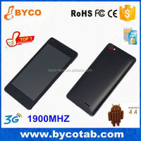 Factory sales 4.5'' Screen smart phone for us & latin america market