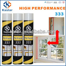 Closed cell mousse polyurethane foam