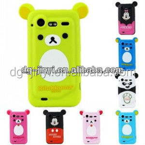 custom silicone phone case manufactory