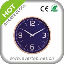 2015 reloj de pared de madera de la moda ET6712