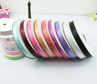 Good quality double side satin ribbon for bows