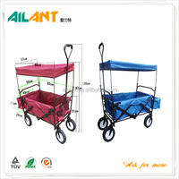 Newest foldable trolley cart baby trolley