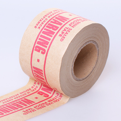 solvent based acrylic Kraft paper tape for carton sealing