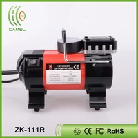 DC/AC 12v car silent air compressor mini air pump dc