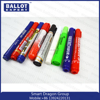Clumsy body marker pen for laminated paper hot selling