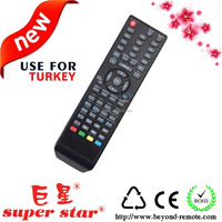 universal remote control dvb-t tv codes for home appliance