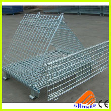ce certificate laboratory rat cages,industrial container, galvanized metal container