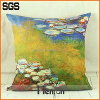 custom decorative cell phone holder pillow