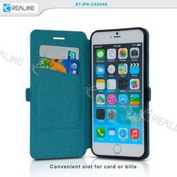 New Products magnet wallet case for iphone 6