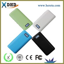 Professional 20000mah battery charger power bank for macbook pro /ipad mini