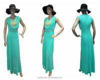 Wholesale New Design Hot Fashion Dress for Young Sexy Ladies Chiffon Dress