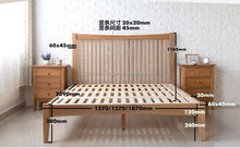 Top quality hot sell cheap wood bunk beds wood bed