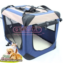 High Quality Dog Kennel Folding Pet Soft Crate
