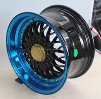 """15-19"""" concave deep lip sport car aluminum alloy wheel rim pcd5x100/4x100/5x114.3/4x114.3/5x112/5x120"""