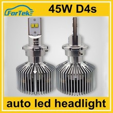 phillip 45w led d4s headlight replacement bulb 4300k 6000k 8000k with adjustable beam