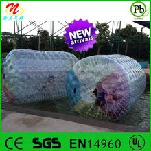 colorido excepcional grande de agua bola flotante inflable agua de absorción de las bolas