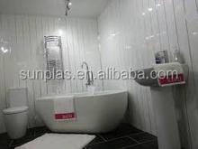Rigid PVC Sheet for bathroom Walls
