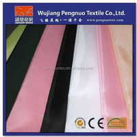 polyester dyed taffeta fabric for lining