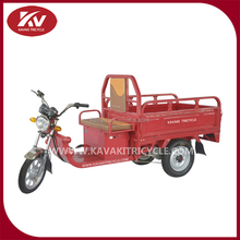 Top Sale New Model Cargo Tricycle /2015 battery powered Three wheel electric tricycle made in china with good quality