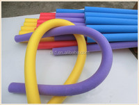 SUPER COOL water noodle for kids/ high quality epe swimming water pool noodle for kids