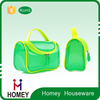 2015 Made In China High Quality Customized Pvc Waterproof Zip Lock Bag pvc lady bag