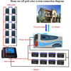 home used 3kw off-grid solar power system, solar panel system