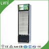 780L soft drink commercial used upright 2 door display refrigerator