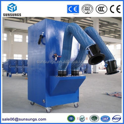 Purifier material stable performance easy to change dust extraction