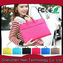 Modern Waterproof Neoprene Laptop Bags With Handles With New Style Laptop Bag For Apple for macbook Pro 15