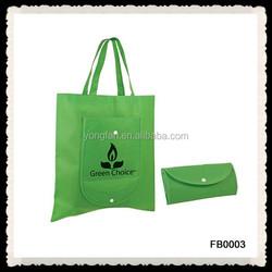 Online Shopping Folding Shopping Bag Tote Top Quality Non-Woven Bag