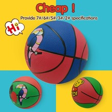 custom logo print basketball in bulk,7# pu basketball