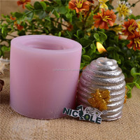 Bee Wax Honeycomb Shape Silicone Candle Mould