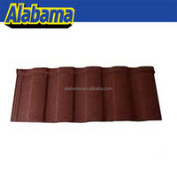 BV quality certificate decramastic roof tiles, metal roofing materials, steel roofing sheet