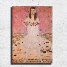 Famous high quality art painting reproduction Gustav Klimt painting