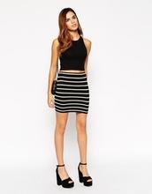 sexy mini falda de imágenes a granel faldas raya mini falda falda corta