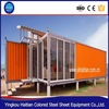 Nice portable prefabricated houses container