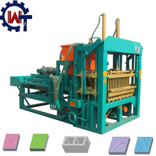 Good quality automatic production machines for block making in Africa