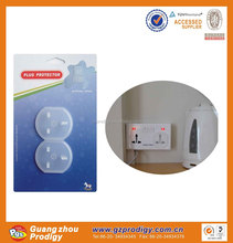 UK standard electrical plug plastic cover/socket dust protector