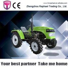 Хорошее качество горячая распродажа хорошей форме 24HP 4WD мини цена трактор