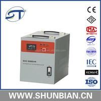 SVC series servo controlled svc 1000va