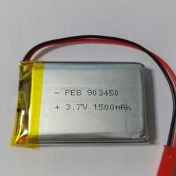 903450 3.7v Rechargeable lithium polymer battery 1500mah 3.7v li polymer battery 1500mah