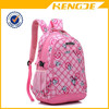 best selling pink lovely girls cheap fashion school travel backpack
