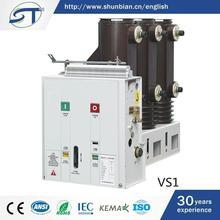 Electrical Equipment High Performance Korea Circuit Breaker 3 Poles