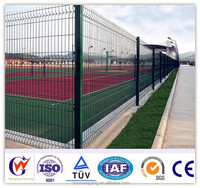 China wholesale black vinyl coated aluminum chain link fence with high quality
