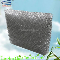 Evaporative air cooler aluminium honeycomb wick filter